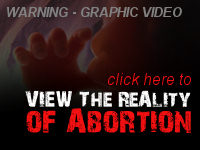 Life League's View the Reality of Abortion